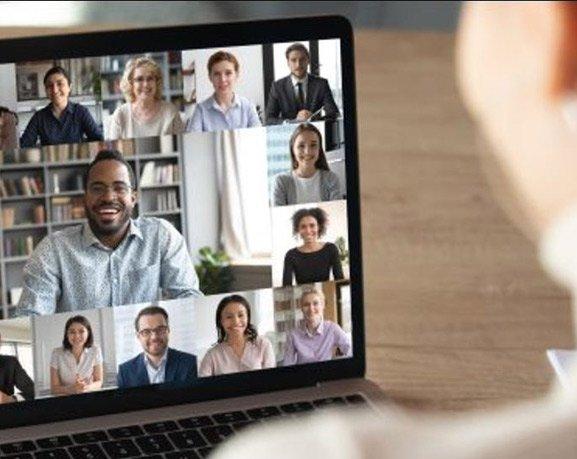 Online Group Talks